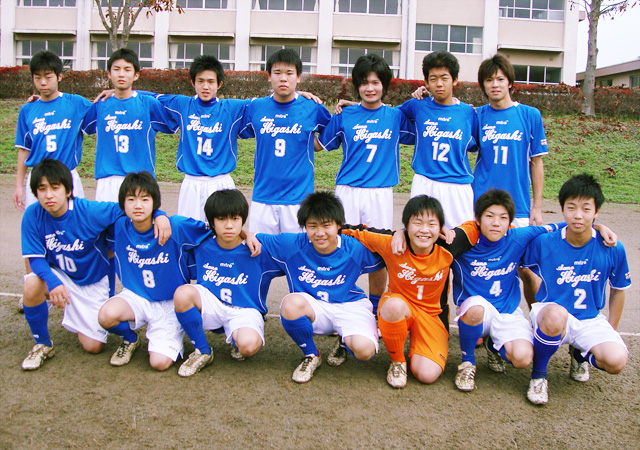 県立佐野東高校男子サッカー部
