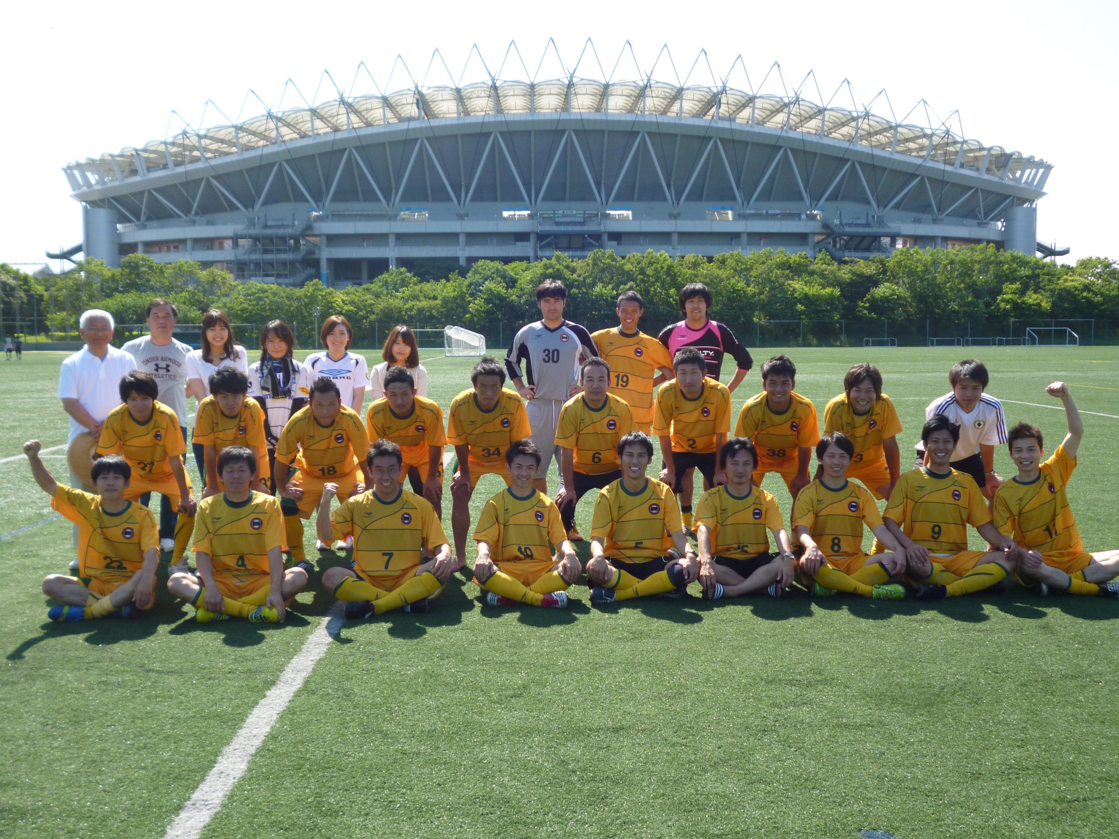 太田市役所サッカー部